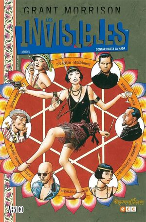LOS INVISIBLES #05. CONTAR HASTA LA NADA (ECC)