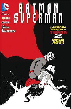 BATMAN / SUPERMAN #025