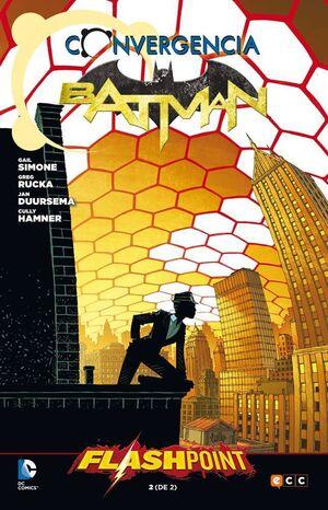 BATMAN CONVERGENCIA #02 FLASHPOINT