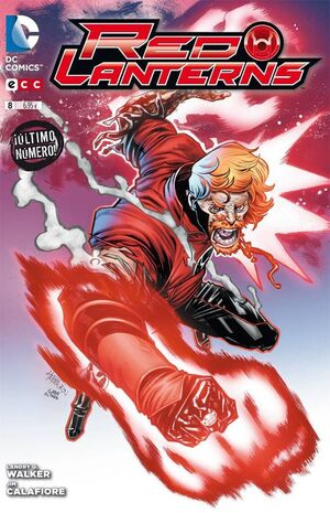 RED LANTERNS #08