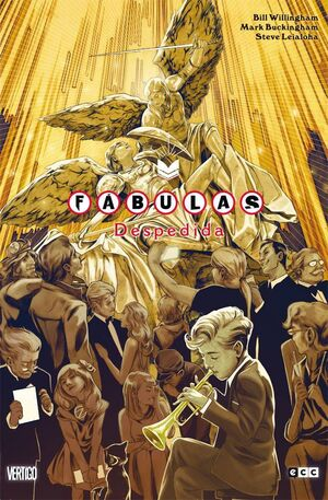 FABULAS #23. DESPEDIDA