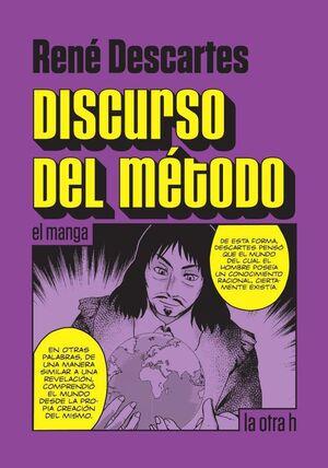 RENE DESCARTES. DISCURSO DEL METODO (MANGA)