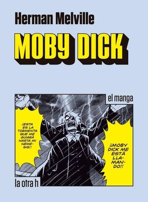 MOBY DICK (EL MANGA)