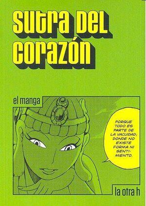 SUTRA DEL CORAZON (EL MANGA)