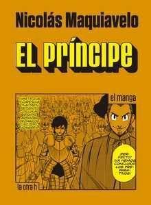 EL PRINCIPE (EL MANGA)