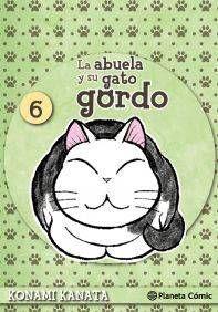 LA ABUELA Y SU GATO GORDO #06
