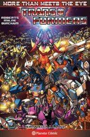 TRANSFORMERS: MORE THAN MEETS THE EYE #03