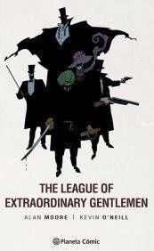 THE LEAGUE OF EXTRAORDINARY GENTLEMEN #01 (EDICION TRAZADO)