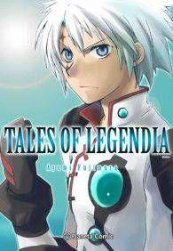 TALES OF LEGENDIA #01