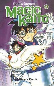 MAGIC KAITO #02 (NUEVA EDICION)