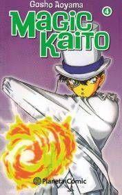 MAGIC KAITO #04 (NUEVA EDICION)