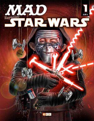 MAD: ESPECIAL STAR WARS #01