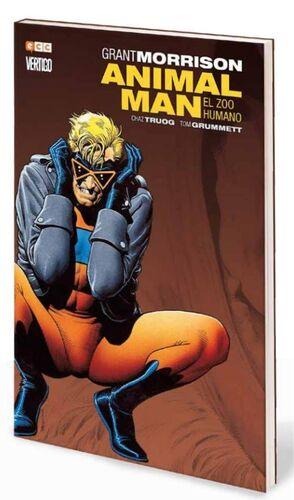 ANIMAL MAN DE GRANT MORRISON #01. EL ZOO HUMANO
