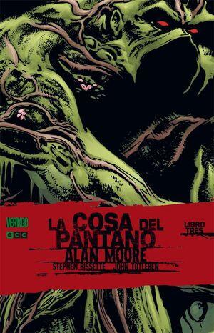 LA COSA DEL PANTANO DE ALAN MOORE #03 (ECC)