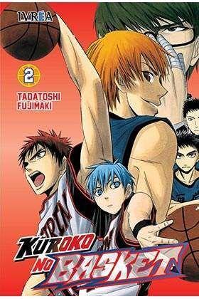 KUROKO NO BASKET #02