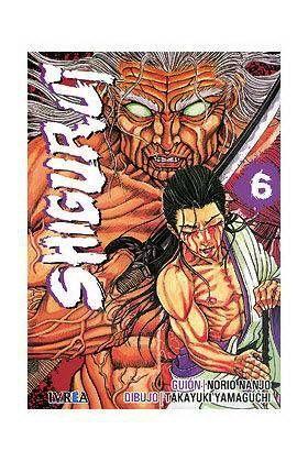 SHIGURUI #06  (NUEVA EDICION)