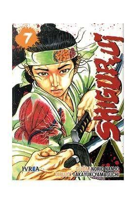 SHIGURUI #07  (NUEVA EDICION)
