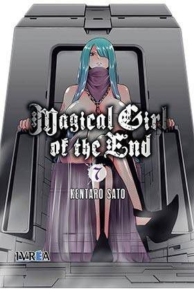 MAGICAL GIRL OF THE END #07