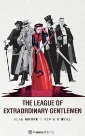THE LEAGUE OF EXTRAORDINARY GENTLEMEN #03 (EDICION TRAZADO)
