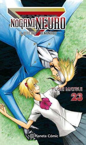 NOGAMI NEURO #23 (NUEVA EDICION)