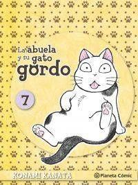 LA ABUELA Y SU GATO GORDO #07