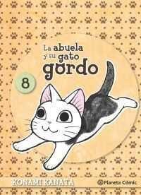 LA ABUELA Y SU GATO GORDO #08