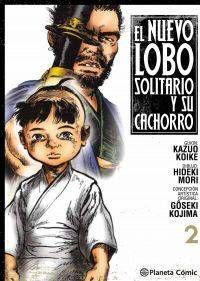 NUEVO LOBO SOLITARIO Y SU CACHORRO #02