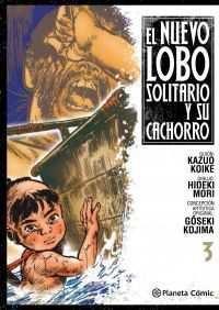 NUEVO LOBO SOLITARIO Y SU CACHORRO #03