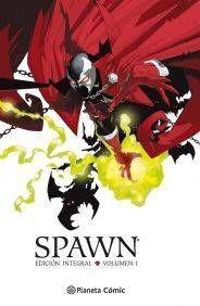 SPAWN INTEGRAL #01 (NUEVA EDICION)