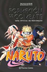 NARUTO GUIA #01. FORMACION DE COMBATE