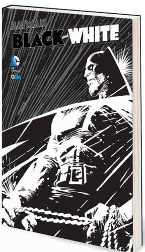 BATMAN BLACK AND WHITE VOL.#02