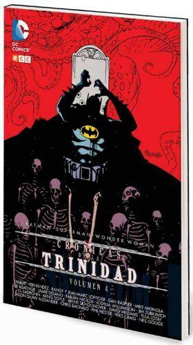 BATMAN / SUPERMAN / WONDER WOMAN: CRONICAS DE LA TRINIDAD VOL.4