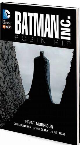 BATMAN INC: ROBIN R.I.P.