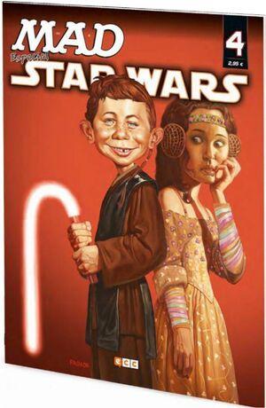 MAD: ESPECIAL STAR WARS #04