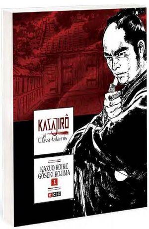 KASAJIRÔ EL CLAVA-TATAMIS #01