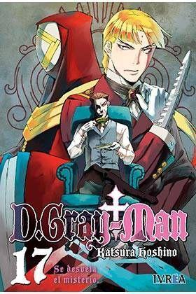 D.GRAY MAN #017