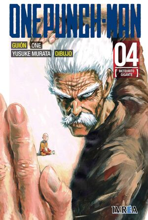 ONE PUNCH-MAN #04
