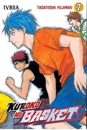 KUROKO NO BASKET #07