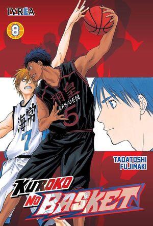 KUROKO NO BASKET #08