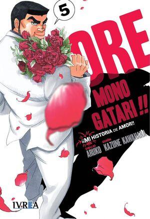 ORE MONOGATARI!! MI HISTORIA DE AMOR #05