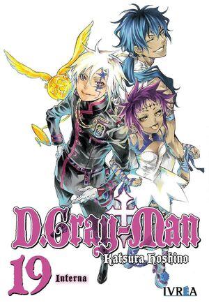 D.GRAY MAN #019
