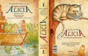 ALICIA EN EL PAIS DE LAS MARAVILLAS / ALICIA A TRAVES DEL ESPEJO