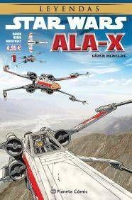 STAR WARS ALA X #01