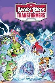 ANGRY BIRDS TRANSFORMERS #01