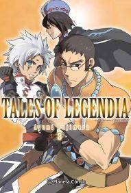 TALES OF LEGENDIA #03