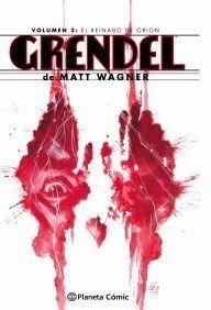 GRENDEL OMNIBUS #03