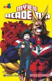 MY HERO ACADEMIA #01