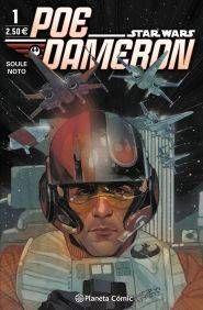 STAR WARS POE DAMERON #01