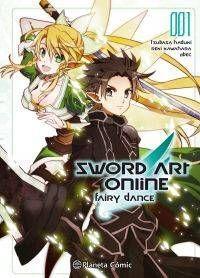 SWORD ART ONLINE FAIRY DANCE #01