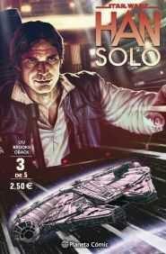 STAR WARS HAN SOLO #003